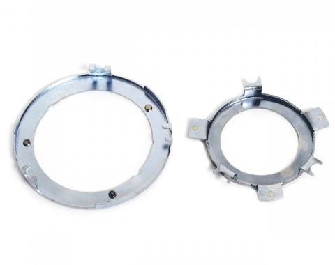 ACP Horn Ring Contact Plate Set for Deluxe Woodgrain Wheel FM-BH019A