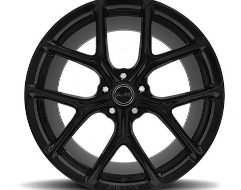 Carroll Shelby Wheels 2005-2020 Ford Mustang CS3 20x9.5, Gloss Black CS3-295430-B