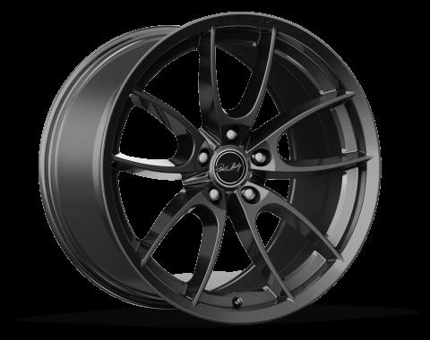 Carroll Shelby Wheels 2015-2020 Ford Mustang CS5 19x11, Gunmetal CS5-911550-G