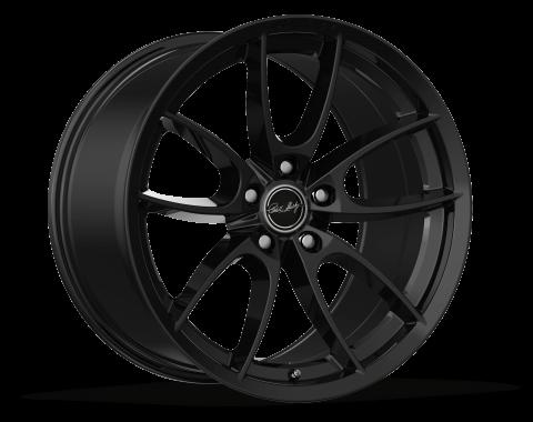 Carroll Shelby Wheels 2015-2020 Ford Mustang CS5 19x11, Gloss Black CS5-911550-B