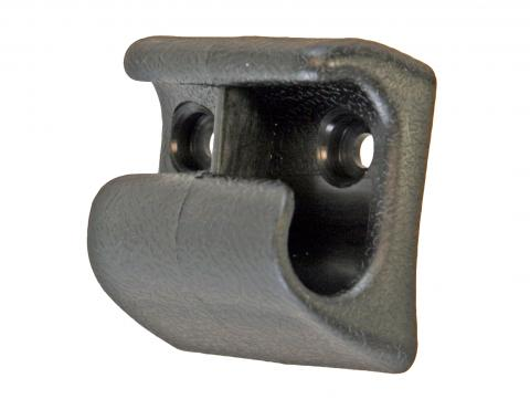 Scott Drake 1968 Mustang Center Visor Bracket (Neutral/Parchment) C8ZZ-6204132-NE