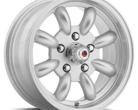 "Legendary Wheels 1964-1973 Ford Mustang LW 80 17x8 ""t/a"" Alloy Rim, Silver LW80-70854S"