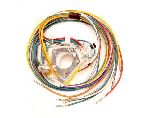 Scott Drake 1967 Mustang Turn Signal Switch (without Tilt) C7ZZ-13341-F