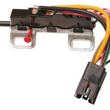 Scott Drake 1971-72 Mustang Ignition Switch Assembly D1AZ-11572-BR