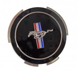 Scott Drake 1966 Ford Mustang Standard Hub Cap Center Emblem (66) C6ZZ-11C30