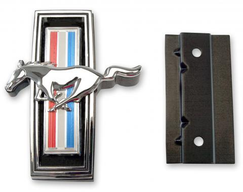 Scott Drake 1969 Horse Emblem (with Mounting Kit) C9ZZ-8213-AR