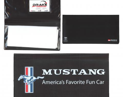 Scott Drake Owner's Manual Wallet – Mustang ACC-OMW-MUSTANG