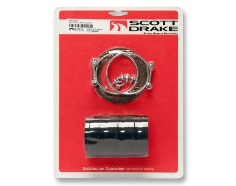 Scott Drake 1964-1967 Ford Mustang Fuel Tank Filler Kit KIT-FUL-1