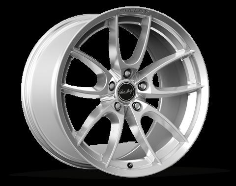 Carroll Shelby Wheels 2015-2020 Ford Mustang CS5 19x11, Chrome Powder CS5-911550-CP