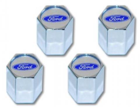 Valve Stem Caps, Ford
