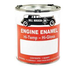 Engine Paint - High Gloss Enamel - Mercury V8 Green - 1 Quart Can