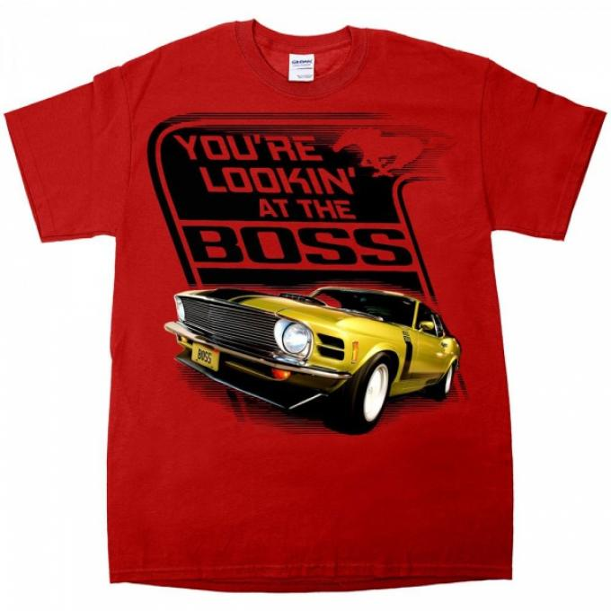 """Mustang """"The Boss"""" Youth T-Shirt"""