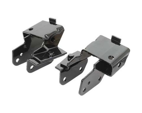 Motor Mount Brackets - Die-Stamped Steel - 289 & 302 V8