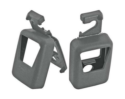 Daniel Carpenter Ford Mustang Factory Seat Belt Buckle Anchor Bolt Covers D0ZZ-6560234