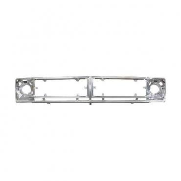 Ford Pickup Truck Grille Shell - Bright Anodized Finish - F100 Thru F350