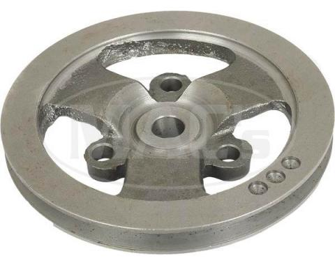 Ford Mustang Crankshaft Pulley w/AC or PS 200 6 Cylinder 1GBolt-on 65-67