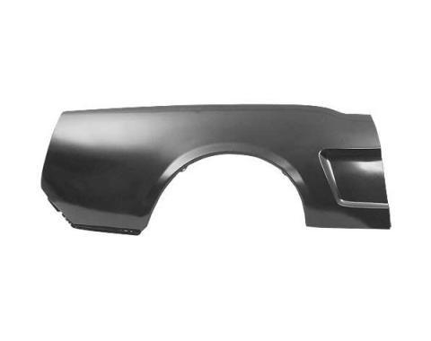 Ford Mustang Quarter Panel Skin - Right - All Models