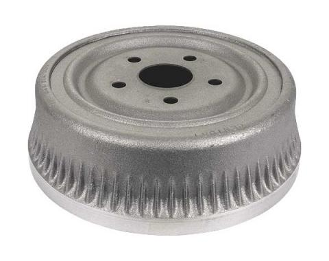 Ford Thunderbird Brake Drum, Front, For 11-3/32 X 3 Brake Shoes, Hub Not Included, 1963-64