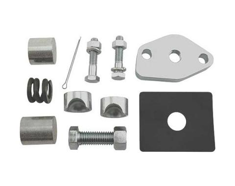 Ford Mustang Manual Steering Adapter Kit - 18 Pieces - AlsoCan Be Used On 1967-70