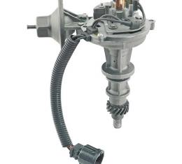 Ford Pickup Truck Distributor - Single Vacuum - Electronic Ignition - 300 6 Cylinder