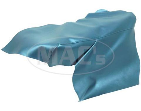 Ford Mustang Quarter Trim Panels - Light Blue - Convertible