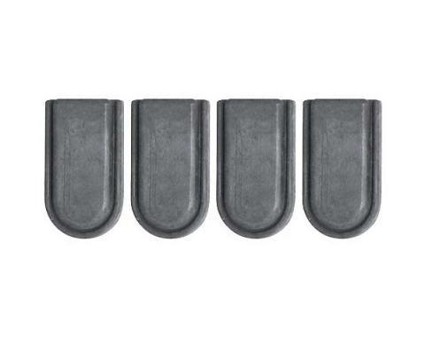 Radiator Grille Pad Set - U-Shaped - Rubber - Set Of 4 - Ford Passenger