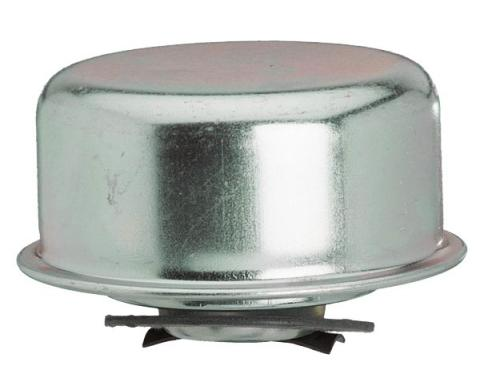 Oil Filler Breather Cap, Twist-On, For Open System, Painted, 1965-67