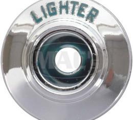 Dash Knob Bezel - Lighter - Ford