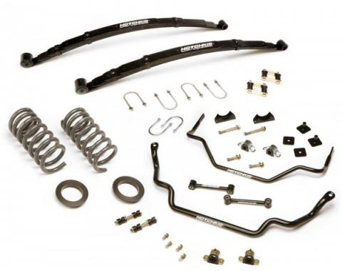 Mustang Hotchkis Total Vehicle Suspension System, 1964-1966