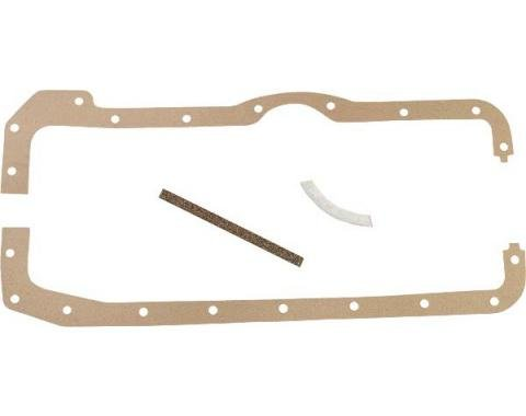 Model A Ford Oil Pan Gasket Set - 4 Pieces