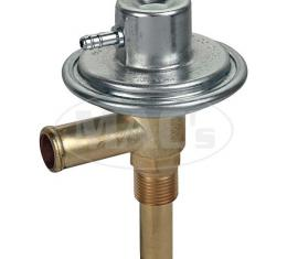 Heater Hot Water Control Valve - Threads Into Engine Block - Mercury