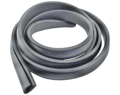 Header Seal - Rubber - Upper - Ford Convertible