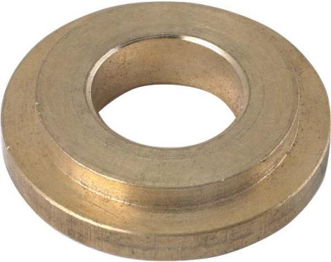 Model A Ford Front Engine Support Bushing - Brass - In Crossmember