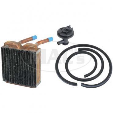 66 Fair/Comet/Ranchero/Fal Heater Component Kit, (8 Cyl AC)