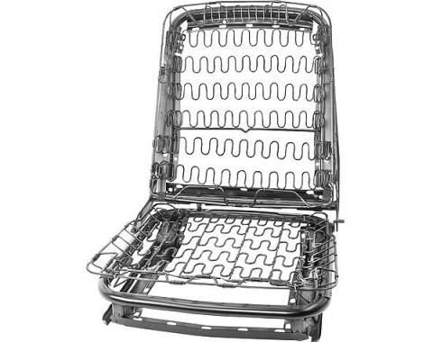 Ford Mustang Bucket Seat Frame & Spring Assembly - CompleteSeat Cushion & Back Assembly - Right