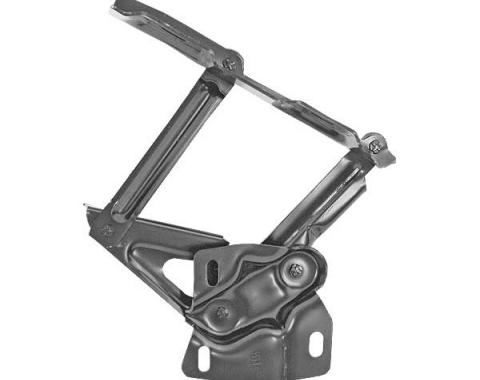 Ford Mustang Hood Hinge - Left - Spring Not Included