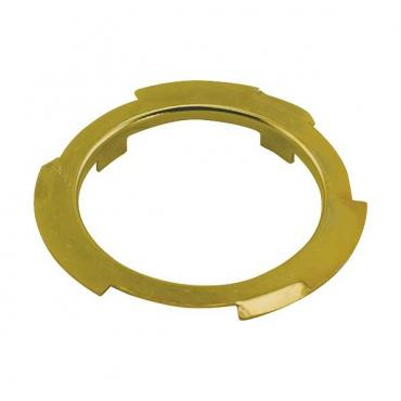Gas Tank Sending Unit Lock Ring - Cadmium-Plated - Stamped Steel