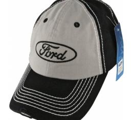 Ford Frayed Chino Cap