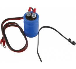 Custom Autosound Radio Noise Suppression Kit, No Noise