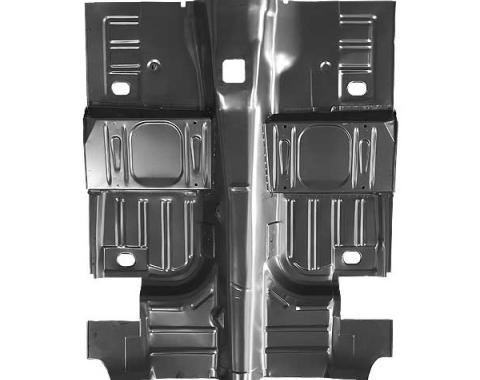 Ford Mustang Full Floor Pan - Coupe & Fastback