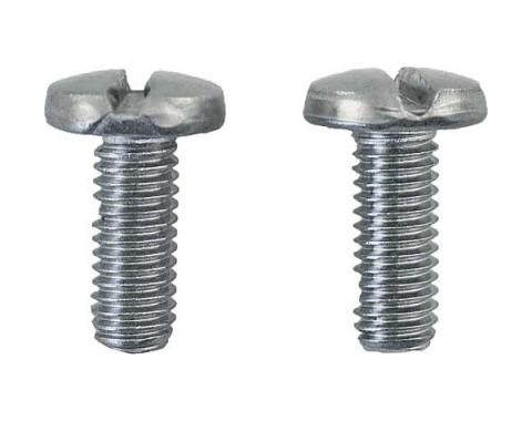 Heater Control Valve Screw Set - 2 Pieces - Ford & Mercury