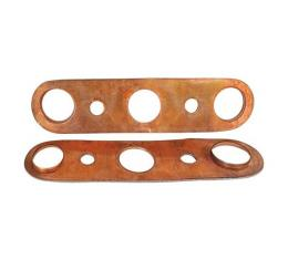 Model T Ford Manifold Gaskets - 3 In 1 - Copper Clad