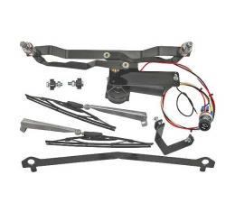 Electric Wiper Motor Conversion Kit - 12 Volt - Ford PickupTruck