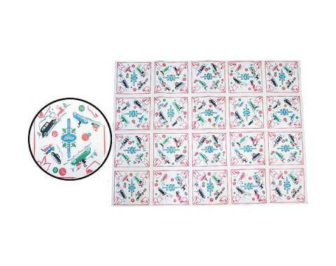 Ford Gift Wrap - 26 x 34 Sheet