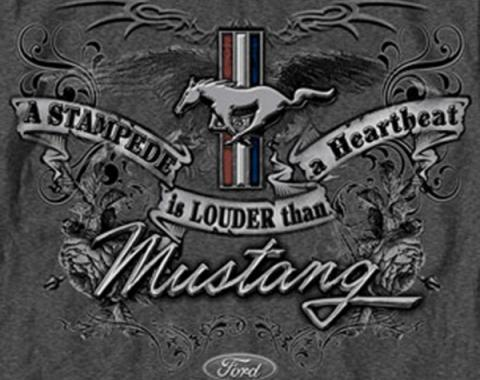 Ford Mustang - Mustang Stampede T-Shirt