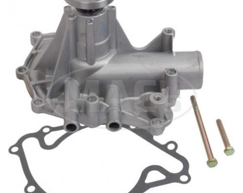 Water Pump - New - Aluminum Housing - Used Before June 1965- 260 & 289 V8 - Falcon & Comet