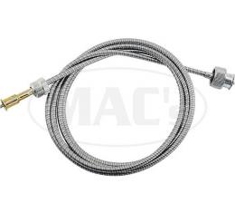 Model A Ford AA Truck Speedometer Cable & Housing - 85 - For Round Speedometer