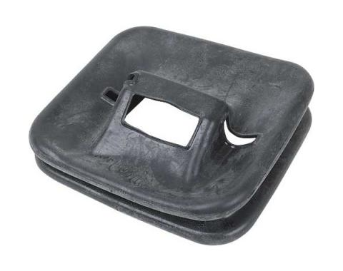 Ford Mustang Manual Transmission Lower Shift Boot - 3 Speed- Mounts Under The Floor