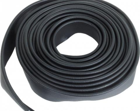 Ford Pickup Truck Fender Welting - Black As Original - 25 Foot Roll