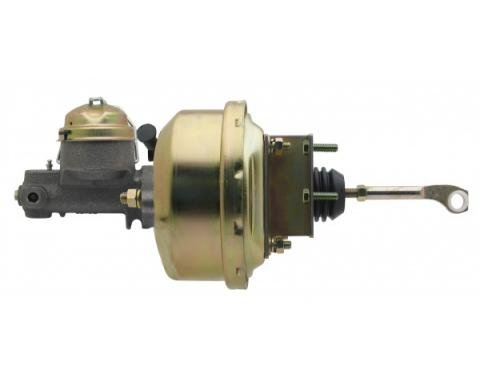 Ford Mustang - Ford Mustang Power Brake Conversion Kit, Automatic Transmission, 1964-1966